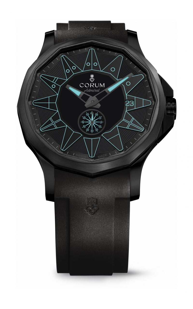 Admiral 42 Automatic All Black