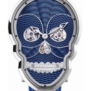 Petit Skull (Blue)