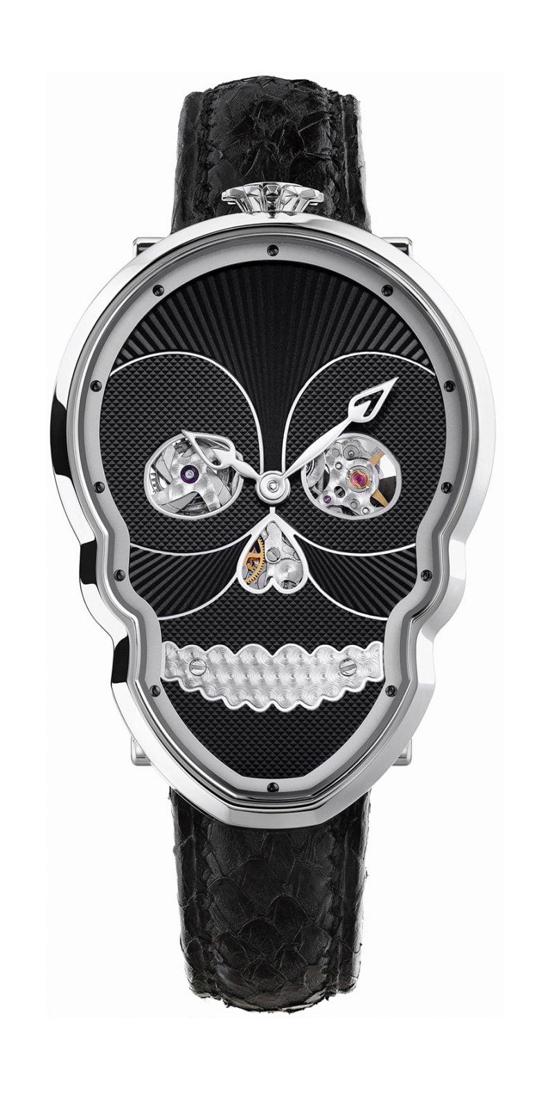Petit Skull (Black)
