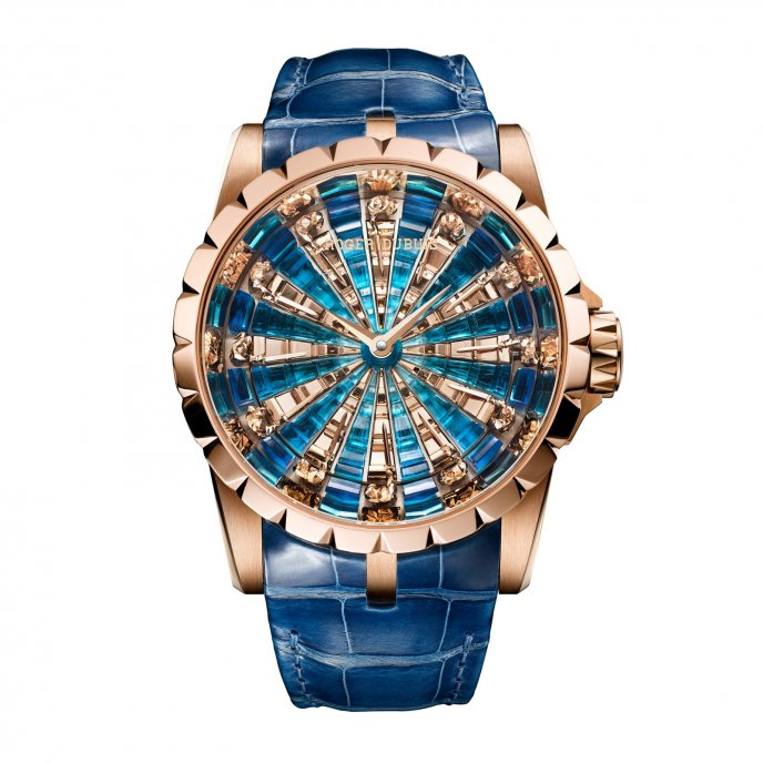 Roger Dubuis Excalibur Knights Of The, Round Table Watch